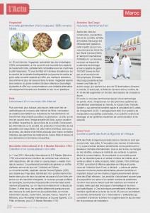Food magazine 15 mai 2014