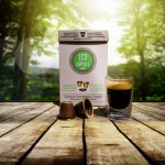 ECO CAPSULE - caspule compatible nespresso biodégradable